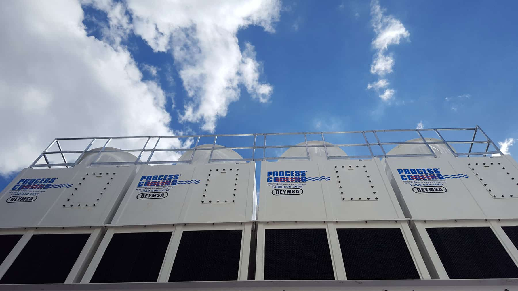 Cooling Towers Process Cooling